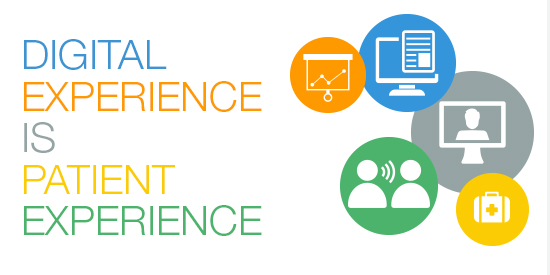 Digital Experience is Patient Experience