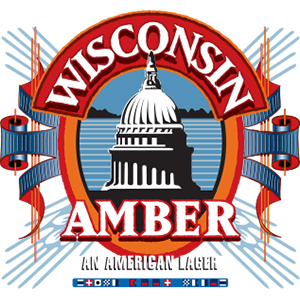 Capital Brewery Wisconsin Amber logo