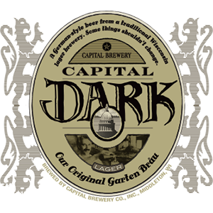 Capital Brewery Capital Dark logo