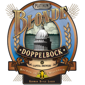 Capital Brewery Blonde Dopplebock logo