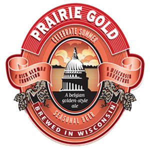 Capital Brewery Prairie Gold logo