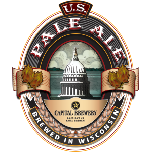 Capital Brewery Pale Ale logo