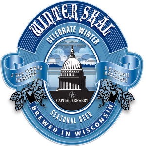 Capital Brewery Winter Skal logo