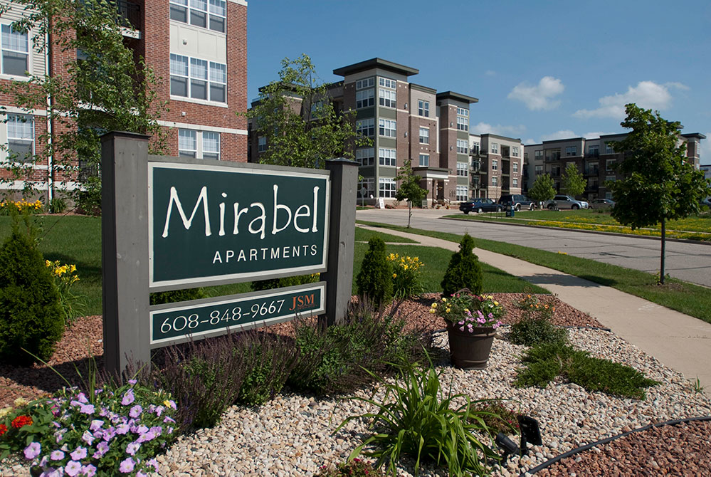 Mirabel apartments in Madison, Wisconsin