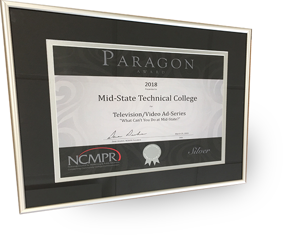 2018 Paragon Silver Award Winner